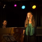 Concerto di Neele al Parterre a Kaserne - Basel 26 Maggio 2014-20